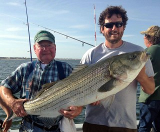 NJ Striped Bass Bonus Program